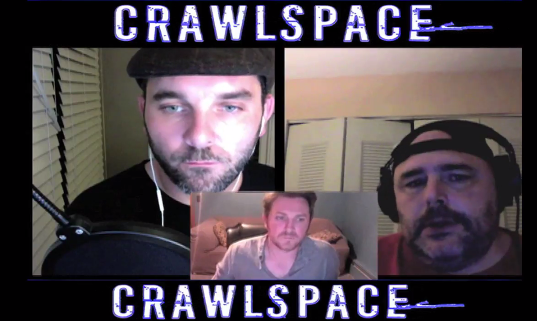 I recently was a guest on the Crawlspace podcast